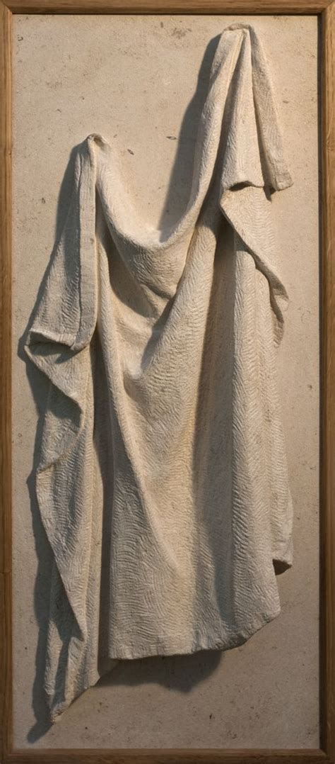 Sculpture Drapery sculpture drapery study carved wall carving sculpture by sculptor bobbie fennick in