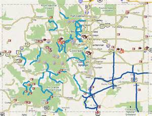 colorado road closures map colorado road closures map my