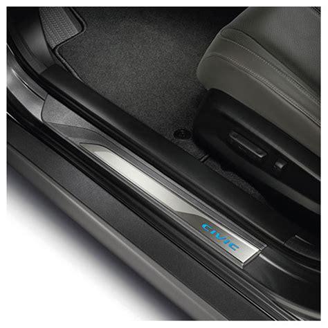 Honda Civic Interior Accessories by 2017 2018 Honda Civic Hatchback Interior Accessories