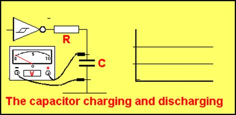 charging and discharging of capacitor project talking electronics bec page 29