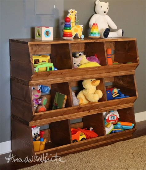 diy toy storage ideas best 20 storage bins ideas on pinterest storage