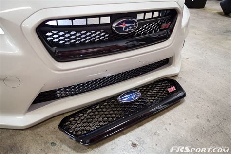 subaru sti jdm 2015 fr sport s 2015 subaru sti gets some cool mods heavy