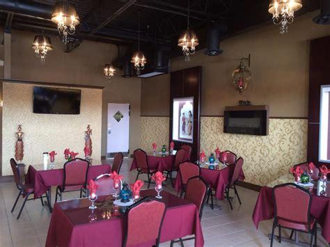 restaurant furniture canada helps tandoori lounge to a