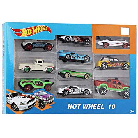 Mainan Mobil Mobilan Die Cast Metal Curan Isi 4pcs jual hotwheel racing isi 10 di lapak kedai mainan wedley