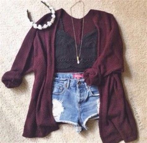Crown Sweater Maroon tank top lace flower crown sweater knitted sweater