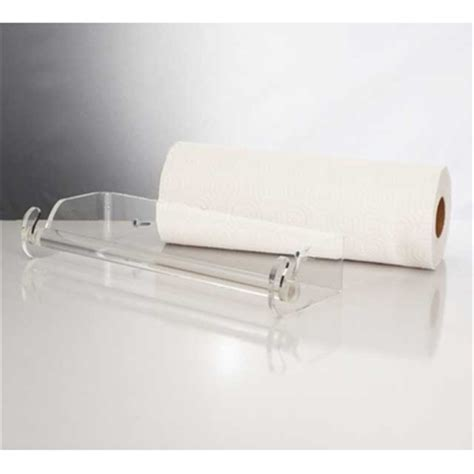 acrylic paper towel holder cabinet acrylic paper towel