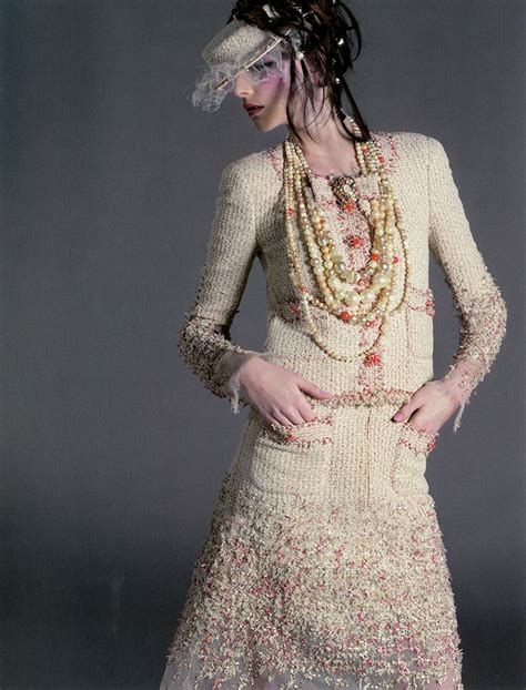 Secrets Of The Chanel Jacket Revealed by 49 Best Chanel 2003 Chanel2003 Images On