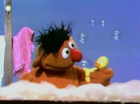 ernie bathtub ernie muppet wiki fandom powered by wikia