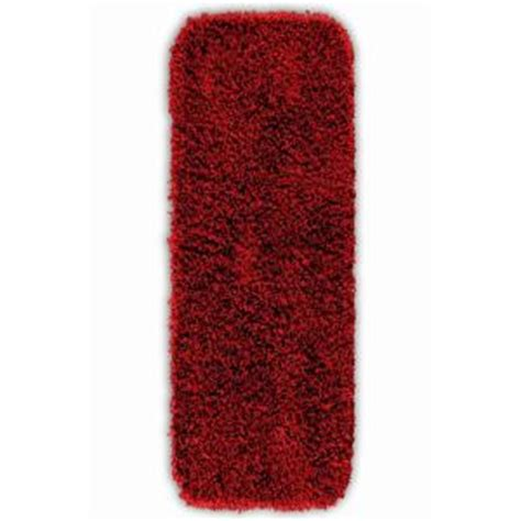 chili pepper rug garland rug jazz chili pepper 22 in x 60 in washable bathroom accent rug ben 2260 04 the