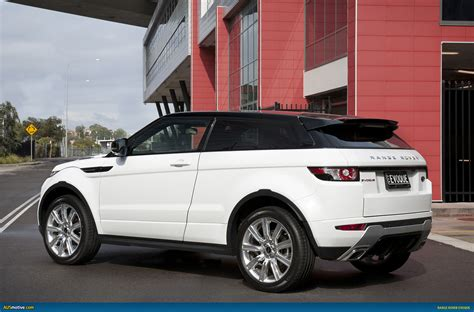 land rover australian ausmotive com 187 range rover evoque australian pricing