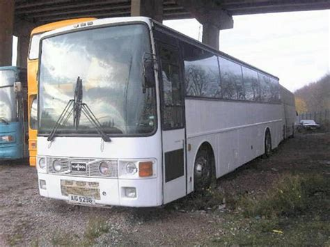vehicle details  van hool alizee volvo bm     coach sales