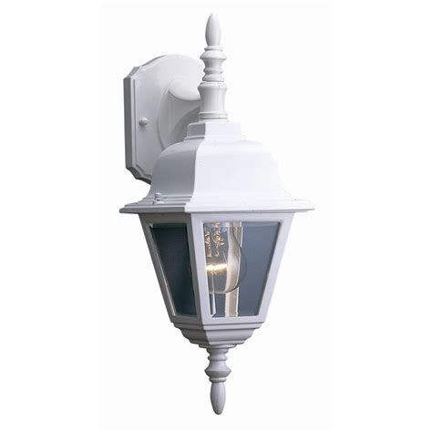 Outdoor Lighting Downlights Lithonia Lighting 6 In High Ceiling White Recessed Led Baffle Downlight 6bpmw Led Hl M4 The