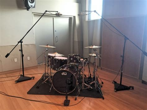 best room mics for drums how to mic drums for recording part 2 four microphones insync sweetwater