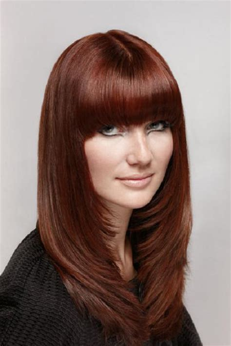 rounded layer haircuts long layered hairstyles for round faces cool hairstyles