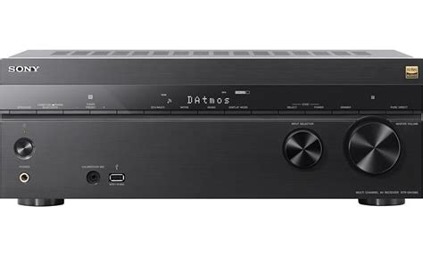 sony str dn  channel home theater receiver  wi