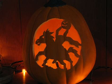 the horrors of halloween jack o lantern designs by