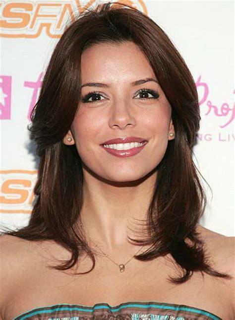 hairstyles brunette medium length brunette medium length hairstyles