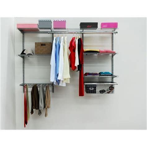 Bunnings Wardrobe Storage by Flexi Storage 666 75mm White Hang Track Bunnings Warehouse