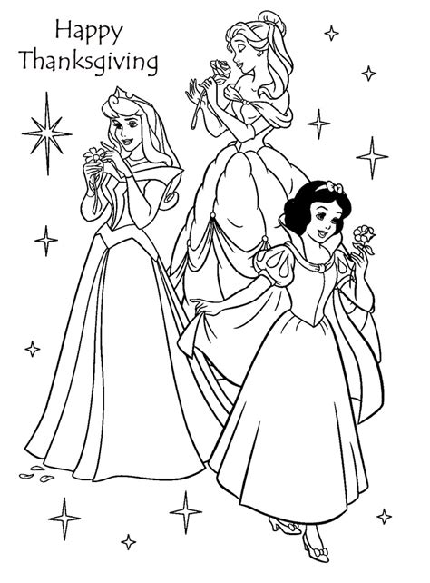 thanksgiving stuffing coloring page disney princess thanksgiving coloring pages timykids