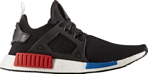 Sepatu Adidas Nmd Xr1 Og Black Blue Premium High Quality adidas nmd xr1 og black