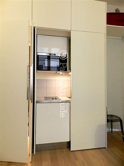kitchen in a closet rent apartment in paris 75005 17m 178 latin quarter