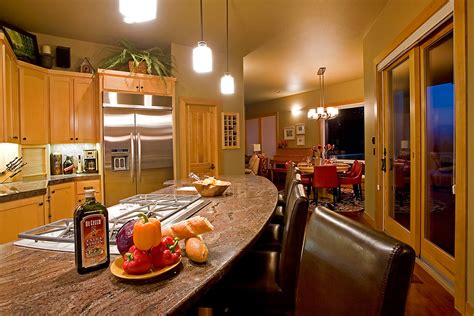 complements home interiors dining room design in bend oregon chi complements