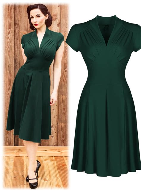 Classic Retro Vintage Style womens vintage style clothing clothes