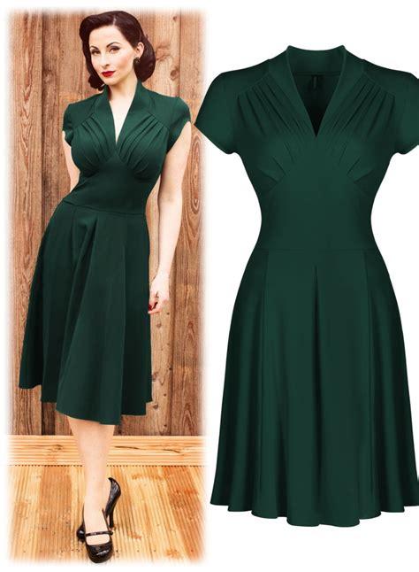 1940s swing fashion free shipping women s vintage style retro 1940s shirtwaist