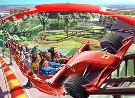 ferrari world ferrari world theme park abu dhabi ticket prices online