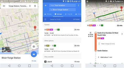 Central Access Detox Toronto Number by Best Transit Apps For Canadians Android Central
