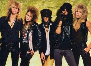 Guns n roses biography discography music news on 100 xr the net s