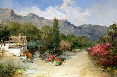 cuadros pintores españoles cuadros modernos pinturas y dibujos paisajes
