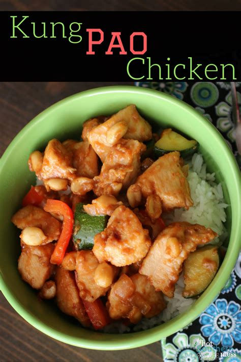 Kung Pao Chicken Lve my southern mess