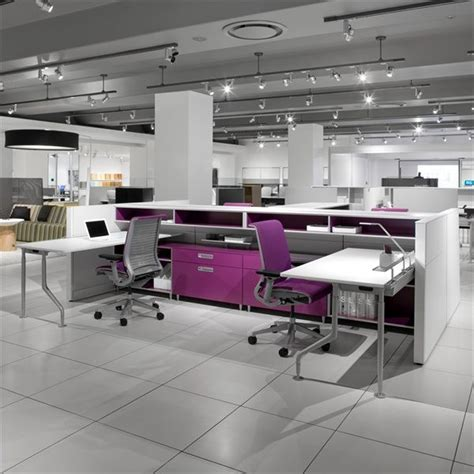 open floor plan office ideas steelcase c scape collaborative free standing desking