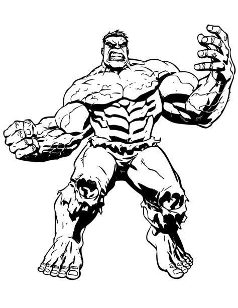 coloring pages incredible hulk big muscle incredible hulk coloring page hulk ironman