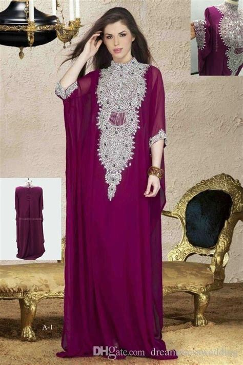 Jaket Arabian Maroon 1 muslim evening dresses 2016 our real picture east dubai
