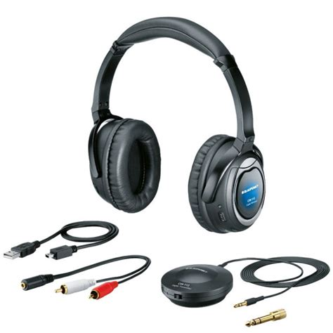 comfort headphones blaupunkt comfort 112 wireless headphones electronics