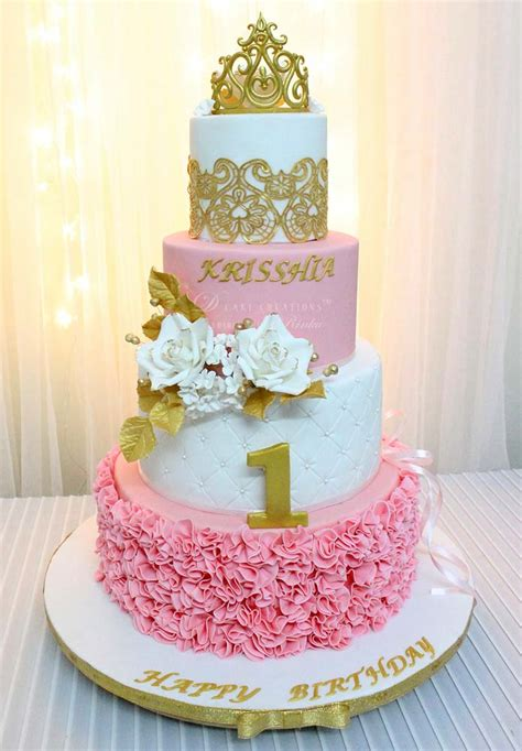 Princess Cake by Customised Cakes For The Best In Mumbai And Pune