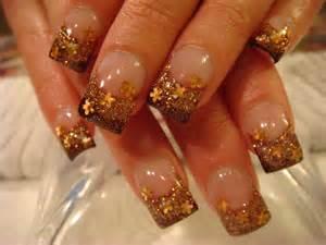 fall color acrylic nails last days of summer nail acrylic
