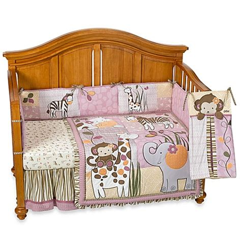 cocalo baby jacana 6 piece crib bedding set bed bath