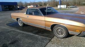 1972 Ford Ltd For Sale 1972 Ford Ltd Brougham 2 Door Coupe For Sale Photos