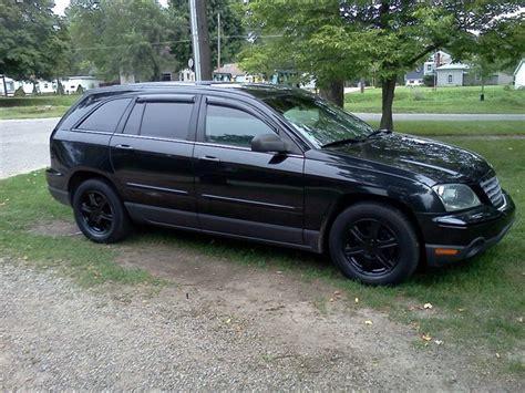 Custom Chrysler Pacifica by Custom 2005 Chrysler Pacifica