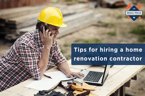 tips for hiring a home renovation contractor in toronto