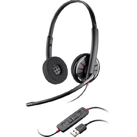 Headset Plantronics plantronics blackwire c320 corded usb headset voip supply