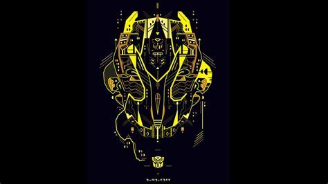 Transformers movies robots autobots fan art wallpaper