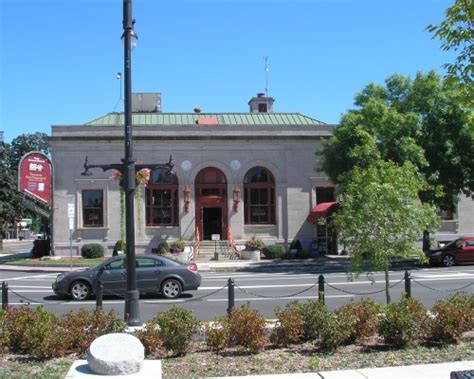 Agawam Post Office by Post Office Westfield 1912 Historic Buildings Of