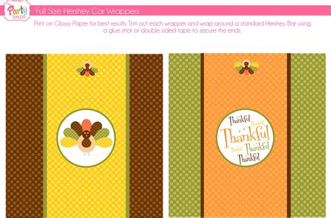 turkey lollipop printable free thanksgiving printables from the party bakery catch