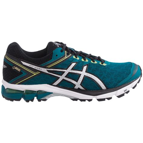 asics waterproof running shoes asics gt 1000 4 tex 174 running shoes for save 33