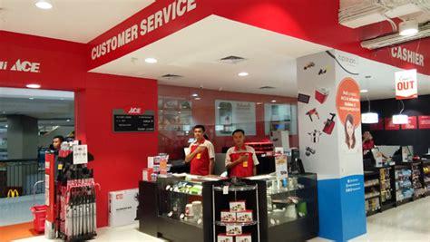 Ace Hardware Depok Town Center | ace tambah toko baru di depok palapa news