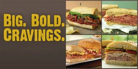 Mcalister S Deli Gift Card - mcalister s deli big bold cravings sweepstakes sweepstakesbible